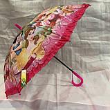 Зонтик детский Принцессы оптом, фото 2