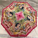 Зонтик детский Принцессы оптом, фото 5