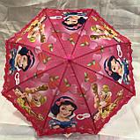 Зонтик детский Принцессы оптом, фото 6