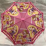 Зонтик детский Принцессы оптом, фото 7