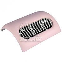 Настольная маникюрная вытяжка SF15-3 Nail Dust Collector 45 Вт (pink)