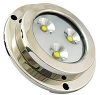 Подводный светодиодный светильник для яхт 6W
