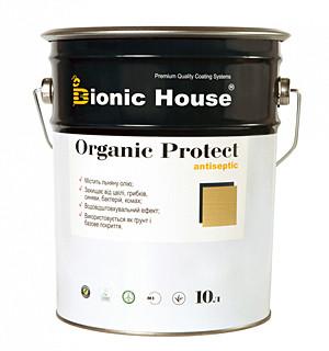 Organic Protect 10л -Антисептик с усиленной фунгицидной защитой