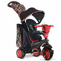 Детский велосипед Smart Trike Boutigue 4 в 1 Black-Red (8005202)
