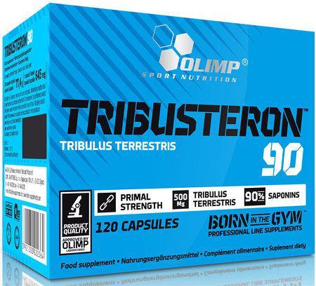 Тестостероновый бустер Olimp Tribusteron 90 120 caps