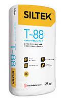 Клей для гипсокартона SILTEK (Силтек)  Т-88, мешок 25 ткг.
