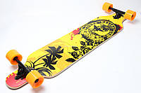 Купить ЛонгБорд Freeriding Фрирайд Malibu Orange Limited канадский клен , фото 1