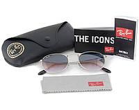 Мужские солнцезащитные очки в стиле RAY BAN 3447 003/32 Lux, фото 1