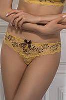 Трусики женские блазилиана 2212/53 Liwia yellow M, фото 1