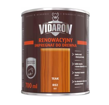Реноваційний Імпрегнат  R09 Vidaron сірий антрацит  0,7л