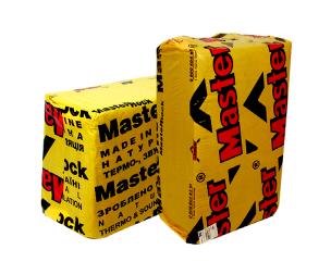 Минеральная вата Мастер-Рок 80 кг/м³, 100мм (5 шт.) 3м.кв.