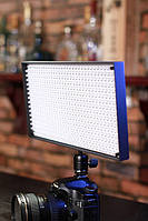 Cветодиодный накамерный свет Lishuai LED-508AS (Би-светодиодный) + комплект (LED-508AS)