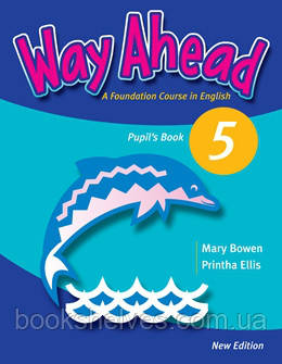 Way Ahead New Edition 5 Pupil's Book + CD-ROM