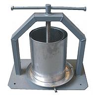 Пресс для отжима сока 15 л нержавейка ручной(Винница)