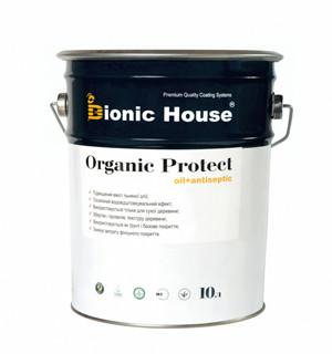 Organic Protect - Oil 10л-Антисептик на основе льняного масла