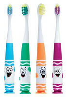 Детская зубная щетка Pip-Squeaks KidsUltrasoft (в наборе 2штуки), Crayola крайола