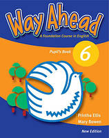 Way Ahead New Edition 6 Pupils Book + CD-ROM
