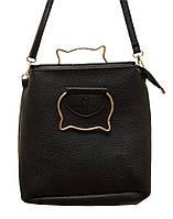 """Стильная женская сумка """"3 в 1"""" Z-035 (черная)"""