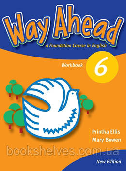 Way Ahead New Edition 6 Workbook