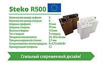 Металлопластиковые двери Steko R500