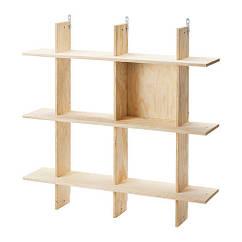 Стеллаж / полка IKEA INDUSTRIELL 110x110 см 003.945.49