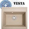 Кухонная мойка Cora - Vesta Grey, фото 3