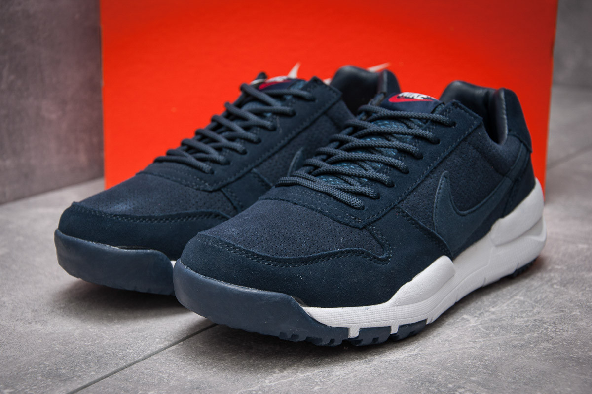 Кроссовки мужские Nike Apparel, темно-синие (13153), р. 41 - 45