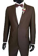 Классический мужской костюм № 94/7-128 - MESSI 18
