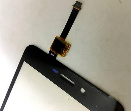 Сенсор (тачскрін) для Xiaomi Redmi 4A original black, фото 2
