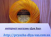 100% мерсеризованный хлопок (50г/ 225м) Yarnart Lily 5307
