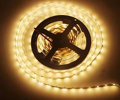Светодиодная лента LED 12V, SMD5050, 60 д/м, белый теплый