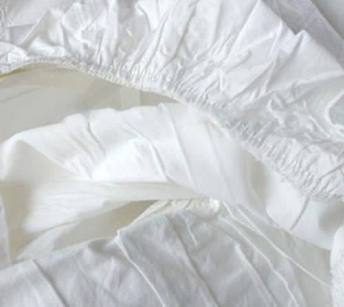 Наматрасник-чехол 160х200 см Двуспальный защитный, фото 2