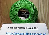 100% мерсеризованный хлопок (50г/ 225м) Yarnart Lily 6332