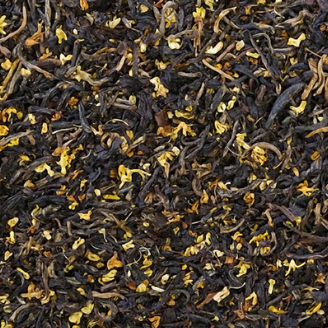 "Чорний чай ""Чорний з османтусом"""