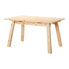 Стол IKEA INDUSTRIELL 135x80 см сосна 403.945.28