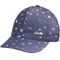 Красивая кепка для девочки. Размер 50