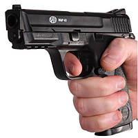Пистолет пневматический SAS MP-40 4,5 мм + сертификат на 50 грн в подарок (код 186-53331)