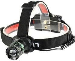 Налобный фонарик Bailong Police BL-T07A-T6