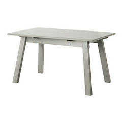 Стол IKEA INDUSTRIELL 135x80 см светло-серый 603.945.27