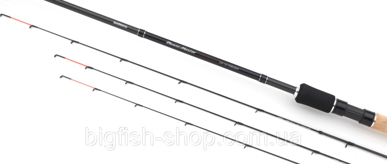 Фідерне вудлище Shimano Beastmaster CX 2.74 м.-3.35 м. (70 гр.)
