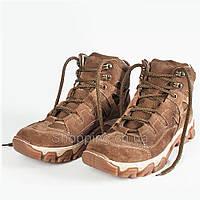 Ботинки тактические койот замшевые Urban Tactical Alpine, фото 1