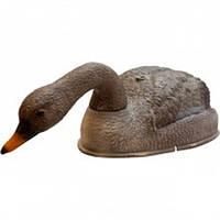 Подсадной гусь Hunting Birdland имитация кормления ц:серый (код 186-53582)