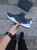 Мужские кроссовки Nike Sock Dart Wolf Grey , фото 2