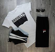 Комплект футболка + шорты Brooklyn and Fila