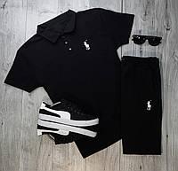 Комплект поло + шорты Ralph Lauren