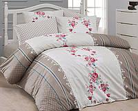 Полуторный набор постельного белья из Ранфорса Delfina Vizon First Choice™
