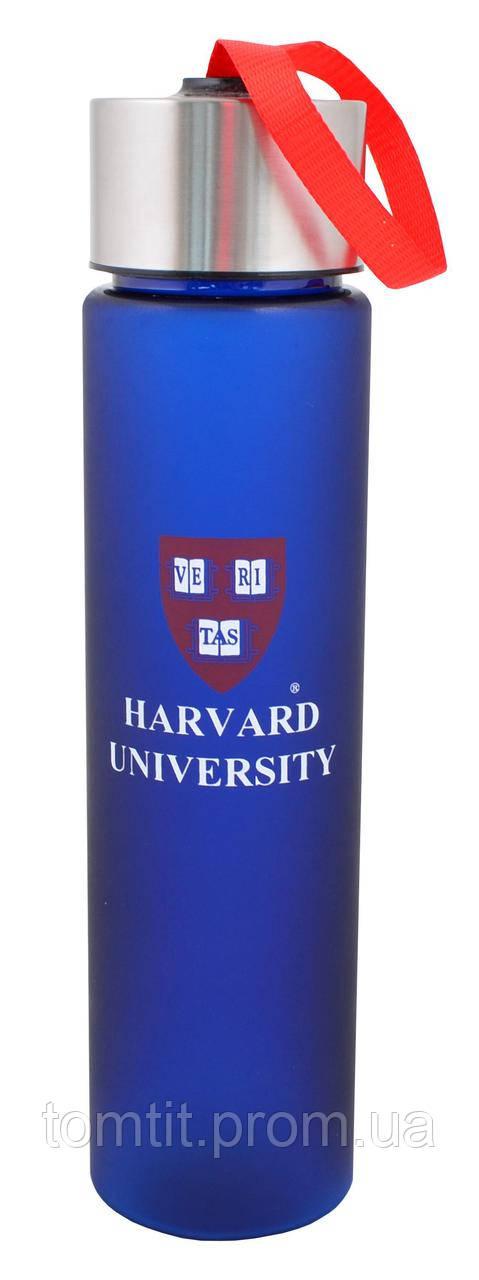 "Бутылка для питья ""Harvard - Гарвард"", ТМ YES!"