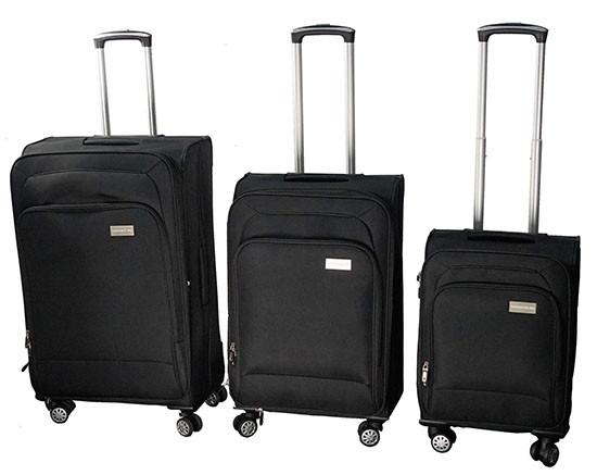 Набор дорожных чемоданов LUGGAGE HQ - на все случаи жизни