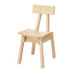 Кресло IKEA INDUSTRIELL сосна 003.945.06