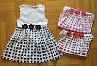 Платья для девочек оптом, Grace, 3/4-7/8 лет,  № G80917, фото 1